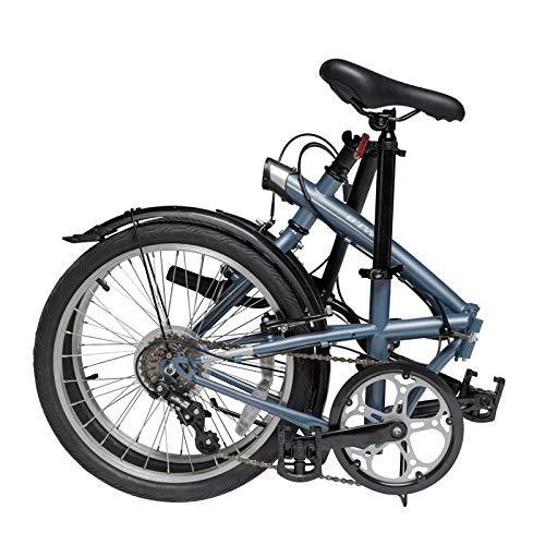 Btwin Tilt 120 Folding Bike (Grey)