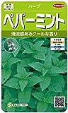 サカタのタネ 実咲ハーブ8084 ペパーミント ハーブ 00928084