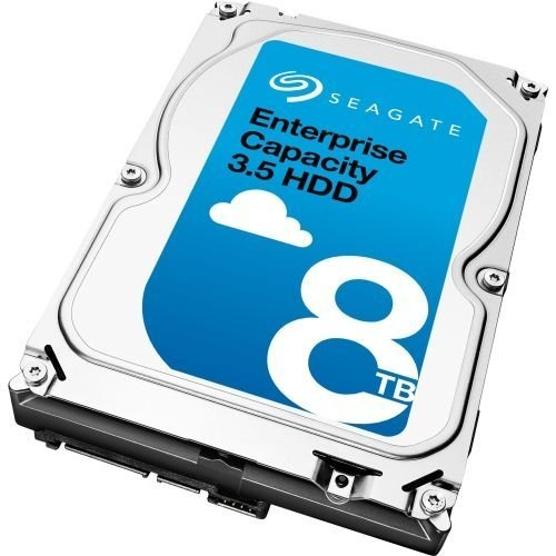 Preisvergleich Produktbild Seagate ST8000NM0075 Interne Festplatte (8 TB,  SAS,  12 Gbit / s,  8, 9 cm (3, 5 Zoll),  7200 U / min,  256 MB Puffer)