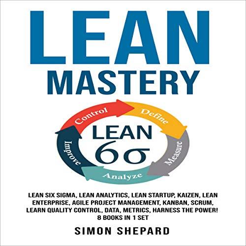 『Lean Mastery』のカバーアート