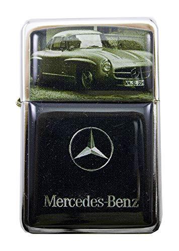 Generic Feuerzeugstern Mercedes-Benz Windproof nachfüllbares Flip-Top