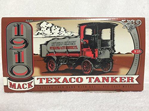 Ertl Collectibles Texaco 1910 Mack Tanker Collector's Series 12 [Toy]