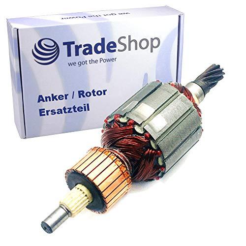 Anker/Rotor/Motor Ersatzteil/Läufer/Kollektor/Polpaket ersetzt Hilti 72343-7 für Bohrhammer Meißelhammer TE-60 TE60 (bis 2008) TE-72 TE72