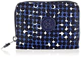 Kipling Money Love, Wallets Donna, Small O Print, 2.5x9.5x12.5 cm