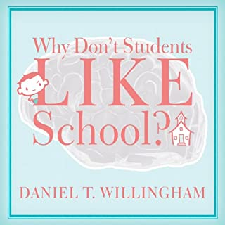 Why Don't Students Like School? audiobook cover art