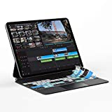 LumaFusion Keyboard Cover for iPad Pro 12' Magic Keyboard Cover | US Version | Does not fit Smart Keyboard
