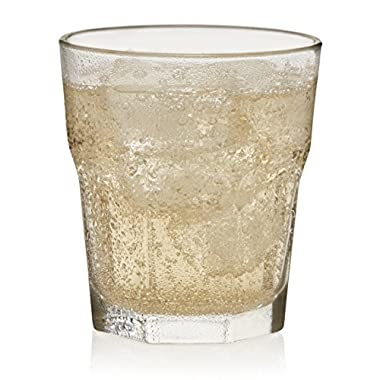 Libbey Gibraltar 12-piece Rocks Glass Set