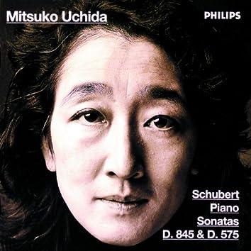 Schubert: Piano Sonatas Nos. 9 & 16
