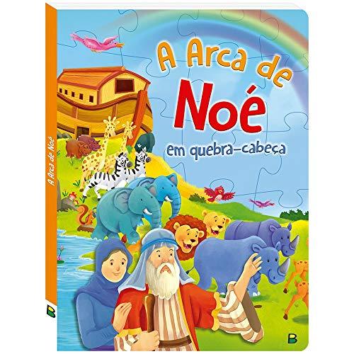 Aventuras Bíblicas em Quebra-Cabeças: A Arca de Noé