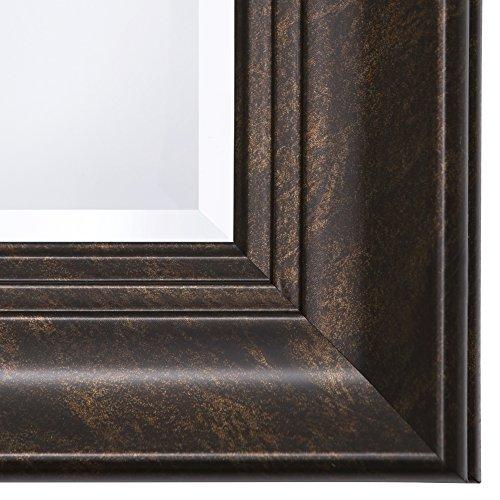 Yosemite Home Decor Yosemite Mirrors, Medium, Dark Bronze