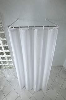 Best universal corner curtain rod connector Reviews
