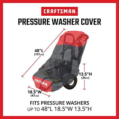 Craftsman Gas Pressure Washer Cover