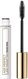 L'Oreal Paris Age Perfect Lash Magnifying Mascara, Black, 0.28 Ounces