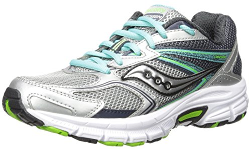Saucony Women's Grid Cohesion 9 running Shoe,...