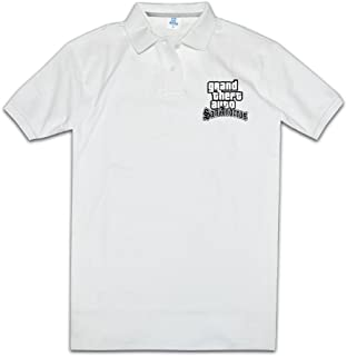 Grand Theft Auto Rockstar Games Polo Shirts