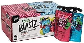 GoGo Squeez Blastz 16 count Variety pack