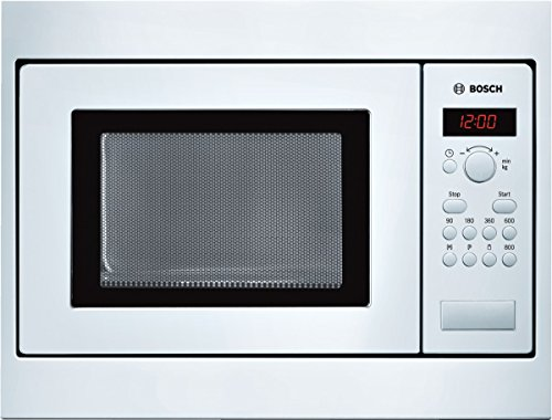 Bosch HMT75M521 - Microondas (1270 W, 453 mm, 320 mm, 280 mm, 230V, 50Hz, 10A) Color blanco
