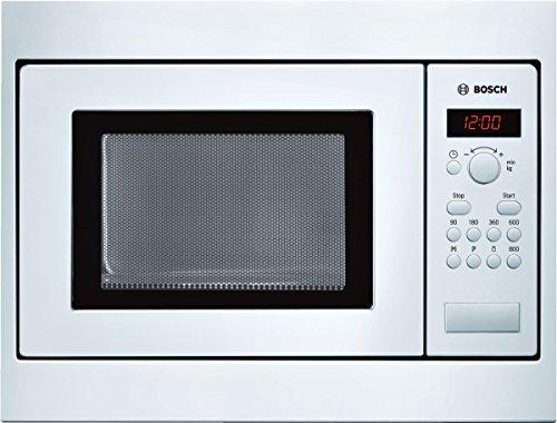 Bosch HMT75M521 - Microondas (1270 W, 453 mm, 320 mm, 280 mm, 230V, 50Hz, 10A) Color blanco