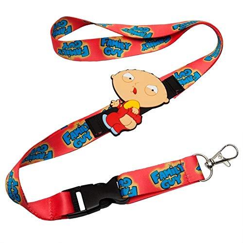 Family Guy Stewie Mooning Lanyard