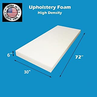 FoamTouch Upholstery Foam Cushion High Density 6