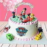 Caricatura Cake Topper/Mini Juego de Figuras, Topper de Tarta Decoración para Pasteles, Fiesta de Cumpleaños DIY Decoración Suministros(12Piezas)