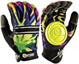 Sector 9 BHNC Slide Gloves S/M - Limeburst by Sector 9