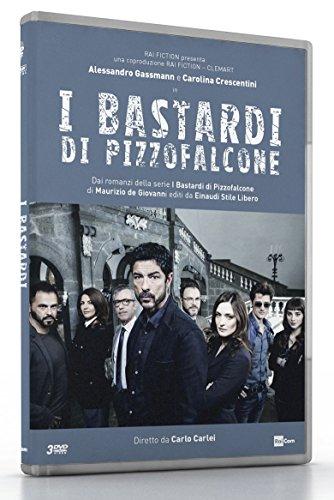 I Bastardi Di Pizzofalcone (Box 3 Dvd)