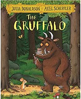 The Gruffalo by Julia Donaldson, Axel Scheffler - Hardcover