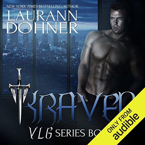 Kraven audiobook cover art