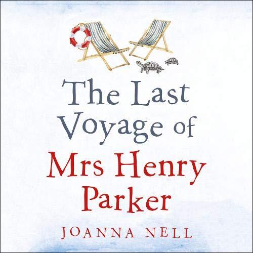 Couverture de The Last Voyage of Mrs Henry Parker