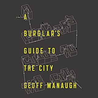 A Burglar's Guide to the City cover art