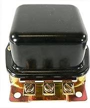 DB Electrical GFD6000 External Regulator for Ford 2N 8N 9N Tractor / 6 Volt Positive Ground A-Circuit 3-Terminal Bat-Arm-FLD 10-12 Amp / 8N-10505C GR276
