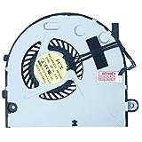 Ventilador de ventilador compatible con Lenovo B40-80 (80QY), B50-30, B50-30 (80ES), B50-30 (80ET), B50-45, B50-45 (80F0), B50-70, B50-70 (80EU)