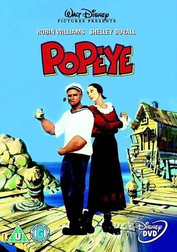 Popeye [DVD] by Robin Williams