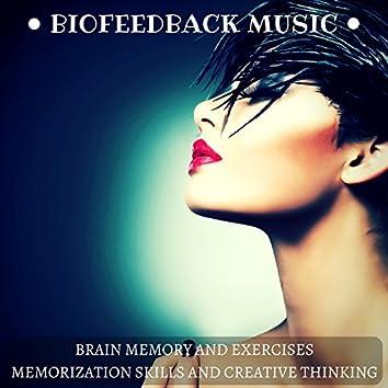 Biofeedback Music for Brain Memory and Exercises, Memorization Skills and Creative Thinking
