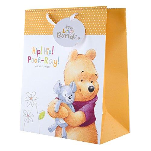 Hallmark Geschenktüte Winnie the Pooh–groß