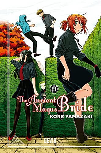 The Ancient Magus Bride: Volume 11