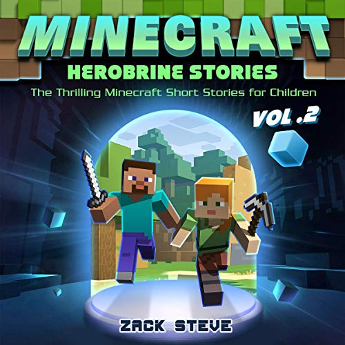 Minecraft Herobrine Stories: Vol 2 cover art