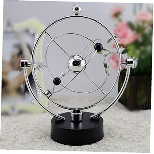 CULER Perpetual Motion Schreibtisch Skulptur Spielzeug - Kinetische Kunst Galaxy Planet Gleichgewicht Mobil Magnetic Executive Office Home Decor Tisch