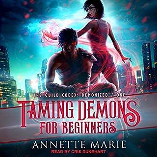 Taming Demons for Beginners cover art