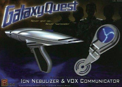 Galaxy Quest Pre Built ION Nebulizer & VOX Set