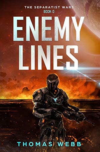 Featured Sci-fi : Enemy Lines by Thomas Webb