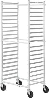 HUBERT Bun Pan Rack for 20 Pans Aluminum Side Load - 28
