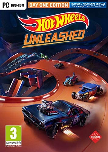 Hot Wheels Unleashed - Day One Edition (PS4)