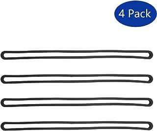 ApplianPar 4 Pack Replacement Vacuum Sealer Upper Gasket Assembly for Food Saver V2200 V2400 V2800 V3000 V3200 V3400 V3800 V3840 Series