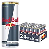Red Bull Zero - Pacco da 24 X 250 Ml