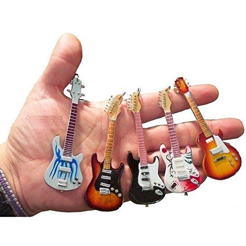 Llaveros en forma de guitarra mod. Exclusivo: Amazon.es: Juguetes ...