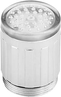 Zerodis LED vattenkran 3 färgändrande temperatursensor vattenström kran vatten glöd vattenkran för kök badrum