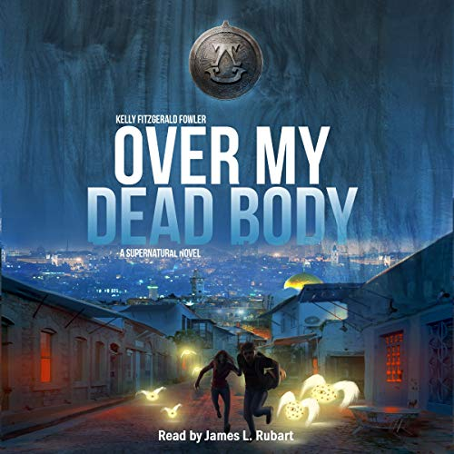 Over My Dead Body  By  cover art