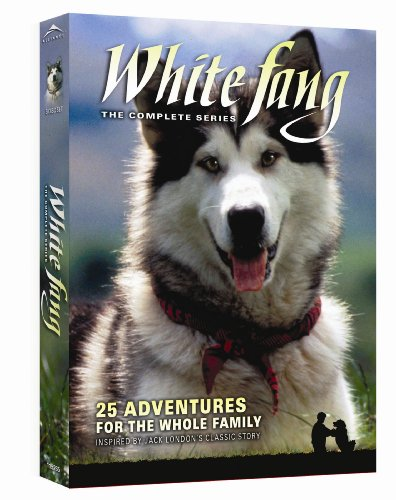 White Fang (The Complete Series) B003TNVZX6 Book Cover